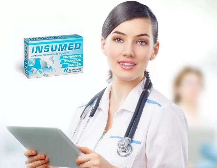 Insumed z cukrovky: stabilizuje hladinu cukru a normalizuje tvrobu inzulinu!