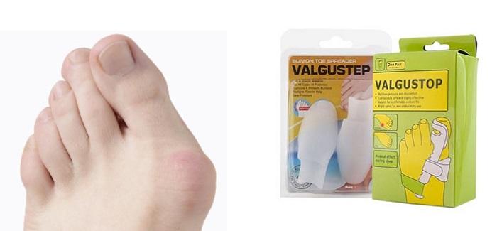 VALGUS 2 IN 1 z valgusové deformace nohy: A ZAPOMEŇTE NA KOSTNÍ VÝRŮSTKY NAVŽDY!