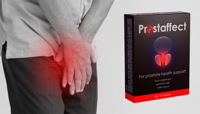 Prostaffect: revoluce v léčbě chronické prostatitidu
