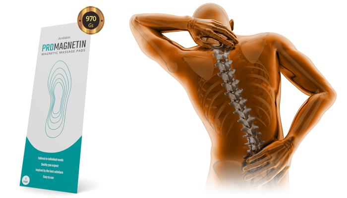 Promagnetin proti bolesti: zmírníte bolest za 8 minut