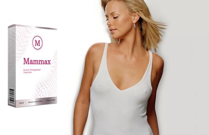 Mammax pro zvětšení prsou: PUSH-UP EFEKT NAVŽDY!