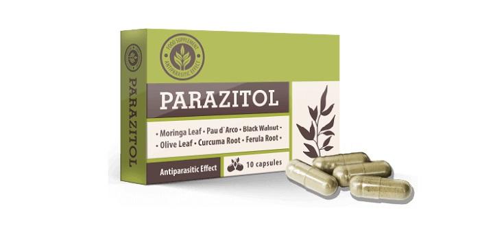 PARAZITOL od parazitů: úplné čištění těla za 1 kurz!