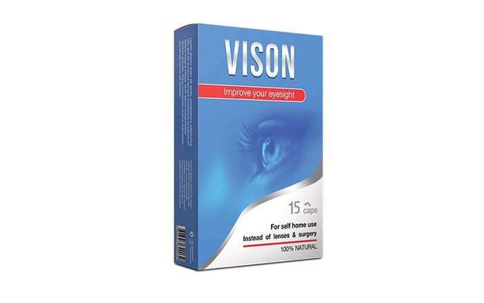 Vison pro zrak: na 100% účinný lék. Podporuje a chrání zrak!