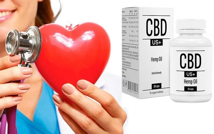 CBDus plus z hypertenze: normalizovat tlak, posilovat zdraví a prodlužovat život!