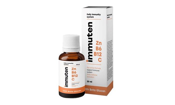 Immuten pro imunitu: spolehlivá ochrana před infekcemi a viry!