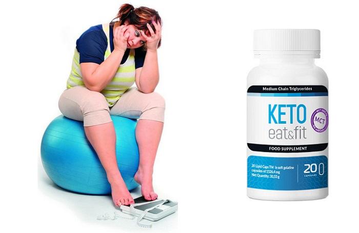 Keto Eat&Fit pro hubnutí: zbavte se tuku bez námahy!