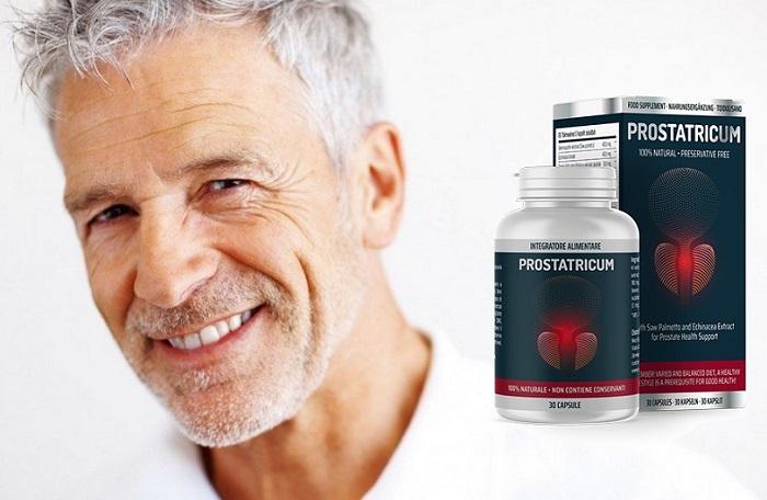 PROSTATRICUM z prostatitidy: REVOLUCE V BOJI S CHRONICKOU PROSTATITIDOU!