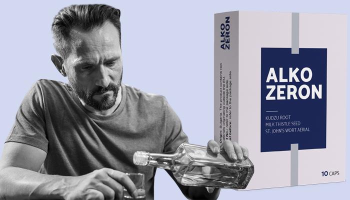 Alkozeron proti alkoholismu: řekněte NE alkoholismu a změňte svůj život k lepšímu!
