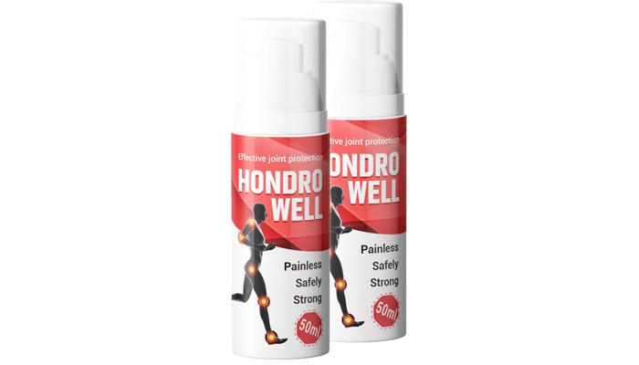 Hondrowell pro klouby: obnovit klouby a páteř