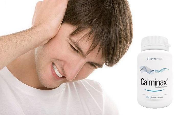 Calminax zlepšiť sluch: utišíte šelest v uších a zlepšíte sluch již za 2 týdny!