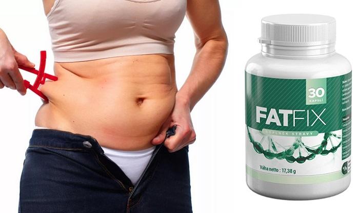 Fatfix pro hubnutí: potřebuješ jen 30 dní, aby si zhubla 15 kilogramů!