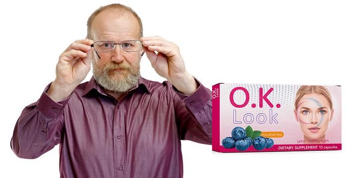 OK LOOK pro zrak: je čas obnovit váš zrak!