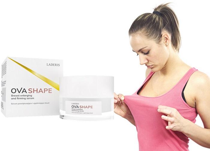 Ovashape pro zvětšení prsou: přidejte plus dvě velikosti v krátkém čase!