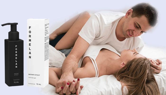 Formelan pro účinnost: za 28 dní bude váš penis připravený na sex za 4 sekundy