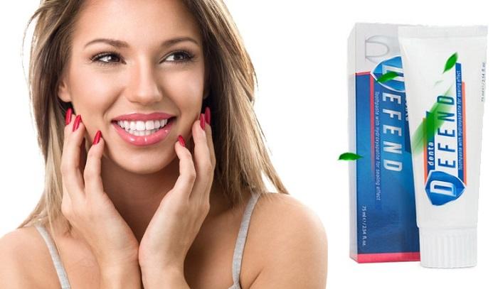 DentaDefend pasta na zuby: zubaře už navštěvovat nemusíte!