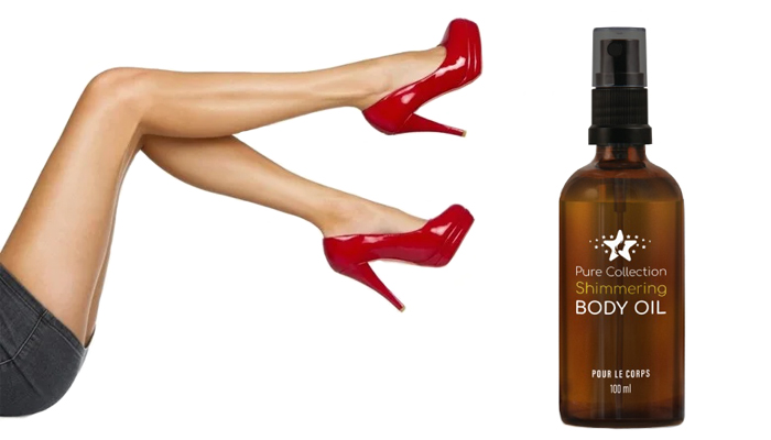 Top Model Secret tekuté punčocháče: dokonalý efekt béhem 20 sekund!
