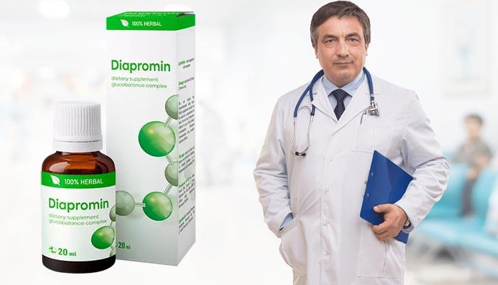 Diapromin proti cukrovce: odstraňuje komplikace a usnadňuje život diabetikům