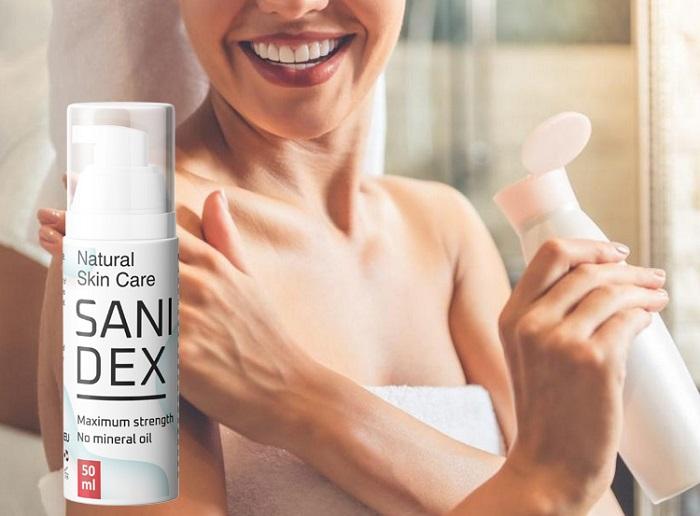 Sanidex od psoriázy: rychlá akce, vynikající výsledek!