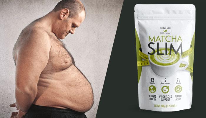 Matcha Slim na hubnutí: zbavte se mužského tuku správným způsobem!