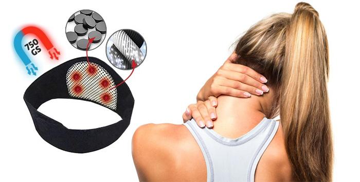Turmall Pro proti bolesti krku: za 28 dnů zapomenete, že vás kdykoliv bolel krk nebo šíje