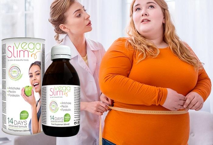 VegaSlim pro hubnutí: shodit 15 kg za 1 měsíc!