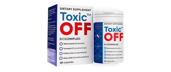 Toxic OFF proti parazitům: vás zbaví parazitů a odstraní z vašeho těla papilomy a bradavice