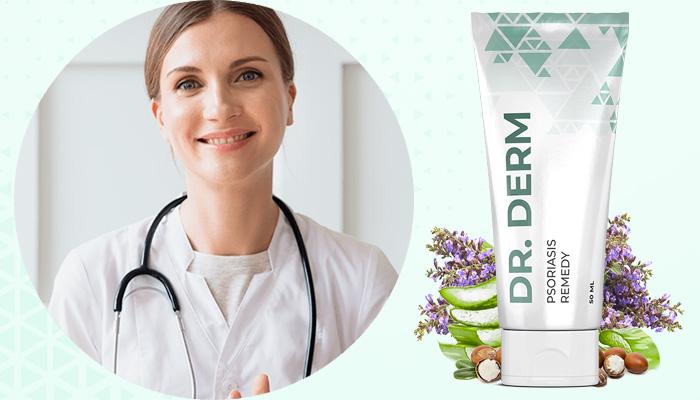 Dr.Derm proti lupénce: zdravá pokožka bez problémů