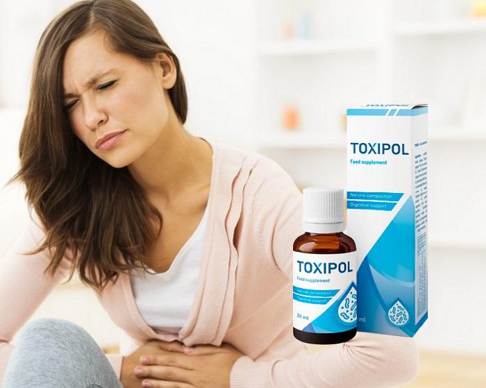 Toxipol od parazitů: působí proti střevním cizopasníkům a odstraňuje z těla toxické látky!