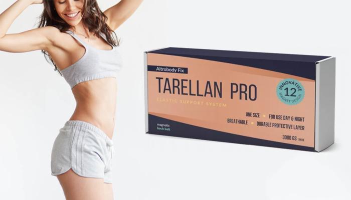 Tarellan Pro na hubnutí: zhubnete 16 kg bez diety a cvičení