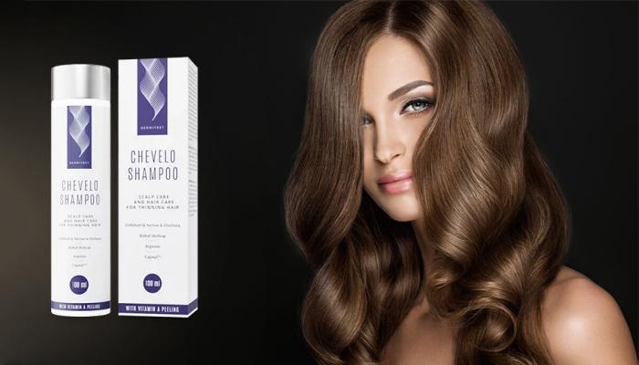Chevelo Shampoo pro růst vlasů: konec éry plešatosti a řídkých vlasů