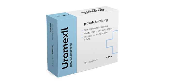 Uromexil z prostatitidy: odstranění příznaků prostatitidy bez opuštění komfortní zóny!