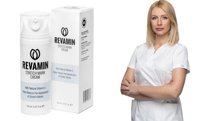 Revamin Stretch Mark: účinné řešení na strie!