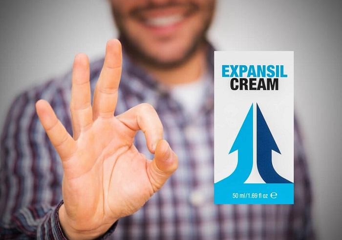 Expansil Cream pro zvětšení penisu: ZLATÝ STANDARD PRO MUŽE!
