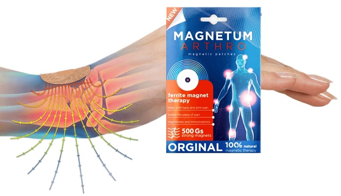 MAGNETUM ARTHRO unikátní náplasti: odstraňují chronické bolesti, které trvají i déle než 20 let!